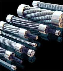 Cables are galvanized, cables load-lifting