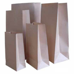 Мешки бумажные 2- 4-х слойные, с  ламинированным
