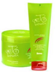 The mask strengthening with extract of a bamboo