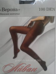 Women's tights 100 den Verona