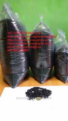 Кокосовый уголь КАУ-2 для очистка дистиллята.1кг.