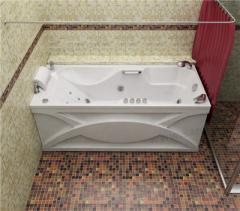 Карниз для прямоугольной ванны