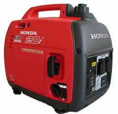 Миниэлектростанция переносная HONDA EU 20 I официальный дилер HONDA.