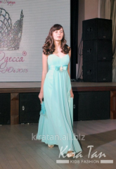 Evening dress for the teenager of Afrodita by Kira
