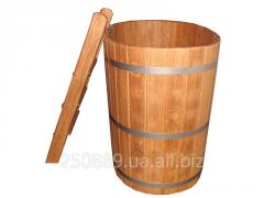 Купель для бани и сауны 800-1400-100