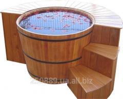 Купель для бани и сауны 820-1500-1200