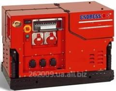 Benzinovy ENDRESS ESE 808 DBG-ES Duplex Silent