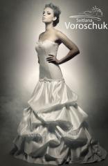 Весільна сукня, модель 12-40
