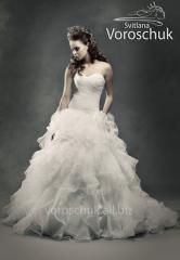 Весільна сукня, модель 12-101