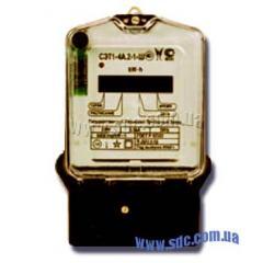 Лектросчётчики однофазные активной энергии