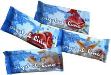 Влажные салфетки 10 шт (Роза, Антисептик, Вишня,