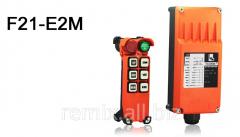 TELECRANE F21-E2M model Industrial radio controls