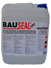 Moisture-holding varnish of BAUSEAL Enduro Plus