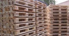 Europallet wooden