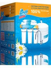 Filters for water purification of Briz Garant-P