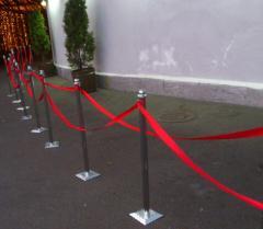 Barrier columns