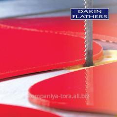 Saws tape for cutting of plastic, plexiglass,