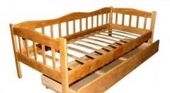 """Деревянная кровать """"Сон"""""""