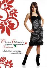 Одежда женская - авторские модели от Оксаны