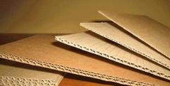 The cardboard is binding