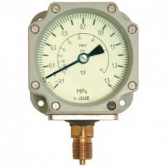Manometer vibration-proof MKU