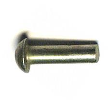 Заклепка ГОСТ 10299,DIN660,диаметром от 2мм.