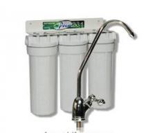 Фильтры для очистки воды под мойку. Система очистки воды Роса трио.