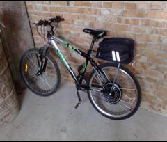 мотор-колесо для вашего велосипеда