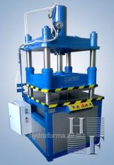 Press hydraulic HF-P 40