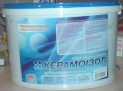 Keramoizol - new energy of thermal insulation of