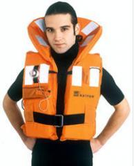 Жилет спасательный ЖСП-1 предназначен для