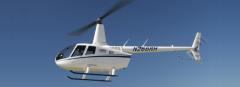 Вертолеты. Вертолет  с газотурбинным двигателем