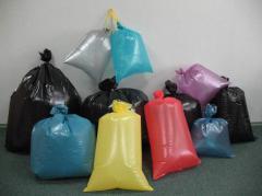 Полиэтиленовые мешки для сыпучих продуктов и