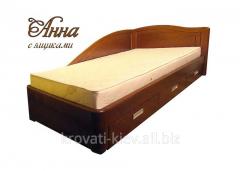 """Деревянная кровать """"Анна"""""""