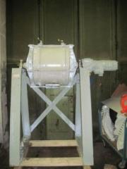 Шаровая мельница периодического действия H3615-1