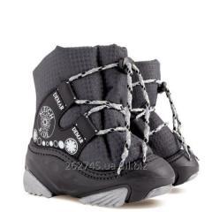 Children's Winter Demar Snow Ride Boots Graphite