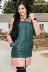 Куртка женская PK1-225. Одежда женская и мужская