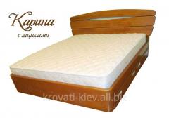 """Кровать """"Карина"""" с ящиками"""