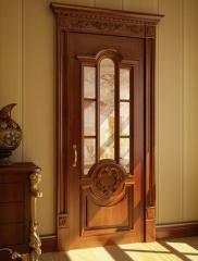 Двери межкомнатные из дерева. Двери межкомнатные в