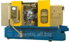 The automatic machine turning with ChPU
