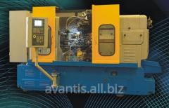 Automatic machine turning mnogoshpindelny 1240F4