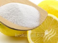 Кислота лимоннаясобственный импорт