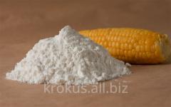 Крахмал весовой кукурузный мешки 30 кг