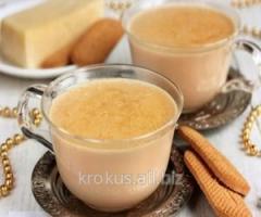 Filler milk capacious Baked milk