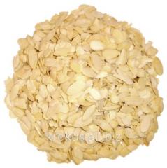 Flakes almond g /
