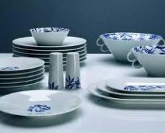 Ware from ceramics