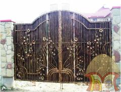 Gate shod Nostalgia