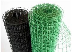 Сетка шпалерная, сетка для защиты растений, сетка