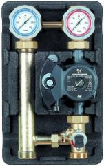 """Pump group Meibes D-MK 1"""" without pump"""