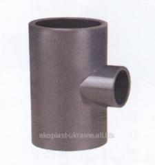 Tee reducing 90 ˚ D. 110х63 mm